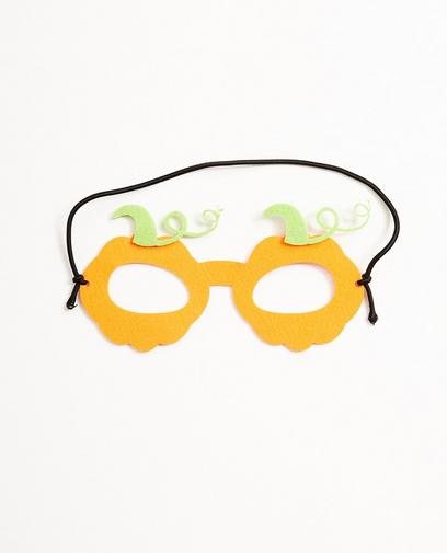 Kürbisbrille